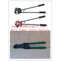 Wholesale Cable cutter with ratchet system,Cable scissors from china suppliers