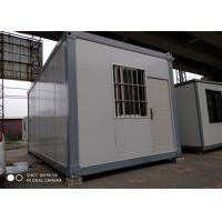 Wholesale Custom Fast Assemble Prefab Container House Dimension 5850mm*2880mm*2870mm(H) from china suppliers