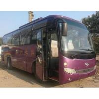 China Diesel AC Higer Used Coach Bus 2011 Year 39 Seats 8.5m Length 8400kg for sale