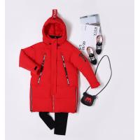 Designer Children'S Clothing Wholesale Outdoor Hooded Girl Coat High Quality Winter Duck Down Jacket for sale