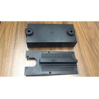 Wholesale Custom Design Plastic Injection Molding Parts , Black Plastic Injection Parts from china suppliers