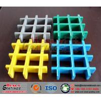 Wholesale Yellow High reinforce Fiberglass Grating from china suppliers