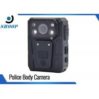 Wholesale Ambarella A7 Police Video Recorder With High - Resolution Color Display from china suppliers