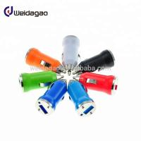 ODM Multi Cavity Injection Molding Plastic Auto Car Parts USB Car Charger for sale