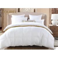 Wholesale Pure White 4pcs Comforter Hotel Duvet Bedding Customed Logo from china suppliers