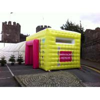 Wholesale Colorful Mini Inflatable Advertising Tent With High Temperature Resistance from china suppliers