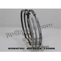 Wholesale 6110-30-2301 Cast Iron Piston Rings For Small Engines , Long Life from china suppliers