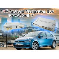 Wholesale 2014-2017 VW Golf 7 (MIB) Car GPS Navigation System with Mirrorlink, Android 6.0 Video Interface from china suppliers
