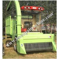 Buy cheap Forage grinding machine pasture silage machine corn stalks silage machine from wholesalers