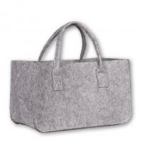China Multi - Purpose 3mm Felt Tote Bag Durable For Shopping / Promotion / Retailing on sale