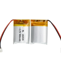 Wholesale 900mAh 3.7 V Lithium Polymer Battery For Digital Camera from china suppliers