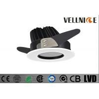 Quality IP65 Good Layout Design LED Recessed Light Trim With 10W Cut out 83mm COB LED CRI80/R3B0626 for sale