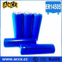 Wholesale ER14505 3.6v 2400mAh for the wireless temperature sensor from china suppliers