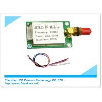 Wholesale FSK 433MHz Long Range RF Transceiver Module With 8 Channel JZX863 from china suppliers