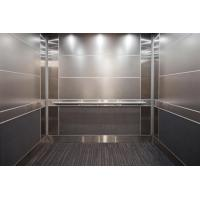 Wholesale Metallic Luster Stainless Steel Elevator Panels Strong Reflection Sound Insulation from china suppliers