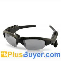 Wholesale MP3 Player Sunglasses with Bluetooth - 4GB from china suppliers