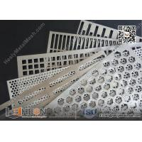 Wholesale Special Shape Hole Perforated Metal Sheet / Plate | China Factory / Exporter from china suppliers