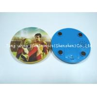Quality Programmable Sound Module Melody Flashing Cup Coaster For Holiday Gifts for sale