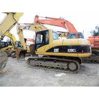 Wholesale Caterpillar 320CL Used 20 Ton Excavator For Sale from china suppliers