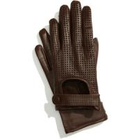 Buy cheap Pro fit yellow driver glove with CE approval from wholesalers