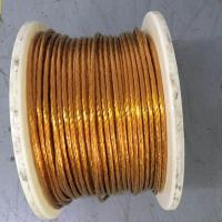 Wholesale 9kv High Voltage Flat Litz Wire Taped Size 0.18 X 1386 With Ul Sgs Approval from china suppliers
