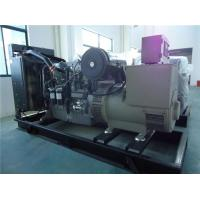 Wholesale Electric Open Type Diesel Generator 30kva Blue Color With UK Perkins Engine from china suppliers