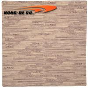 China Soft Wood Grain Floor Tiles on sale
