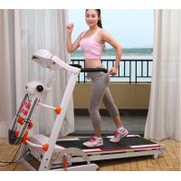 Wholesale Home use Multi function folding electric life fitness massage treadmill ML730 from china suppliers