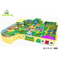 Wholesale Amusement Park Indoor Children'S Wooden Theme Park / Kids Play Equipment from china suppliers