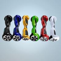 Two Wheels Smart Self Balancing Electric Scooter 4400mah battery 6.5 inch dropshipping
