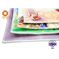 Wholesale 5mm Thickness Polyester Printed Felt Sheets Carpet Backing With Anti - Slip Nonwoven from china suppliers
