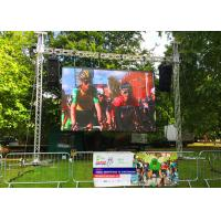 Buy cheap 1/16 Scan P3.91 Outdoor Rental LED Display High Definition RGB Sport live event from wholesalers