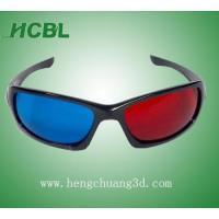 China Red and blue 3d glasses on sale