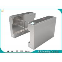 Wholesale Swing Barrier Intelligent  Turnstile Security Systems Pedestian Entrance from china suppliers