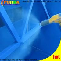 China Thermosetting Fusion Bonded Epoxy Powder Coating For Single Layer Applications for sale