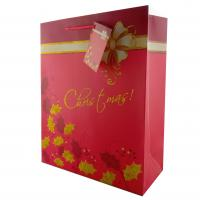 Wholesale Paper Bags Christmas Gift Bags Luxury Paper Gift Bags for holidays from china suppliers