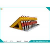 Quality Security Retractable Barrier Gate Automatic Folding Hydraulic Road Blocker for sale