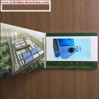 Wholesale customize digital video card for 5inch Digital Greeting Cards For Festivals Best Video Business Card from china suppliers