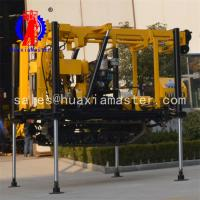 Wholesale XYD-130 crawler hydraulic core drilling rig Machine New Type High Efficiency Hydraulic Water Well Drilling Rig from china suppliers