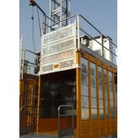 China 2 Ton Construction Material Hoist Rack Pinion With Variable Frequency Control for sale