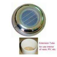 Multi-function Solar Power Fan/Vent
