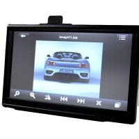 Wholesale 7 Inch 800x480 HD GPS Car Navigation System With FM AV Free Maps from china suppliers