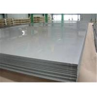 China High Hardness Stainless Steel Metal Sheet With Mill Edge And Slit Edge on sale