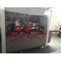 Wholesale Professional 5 Head Moulder Power Saving For MDF Strip Window Frame Processing from china suppliers