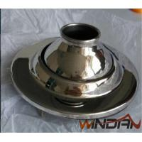 Wholesale Stainless Steel Paint Booth Parts Air Shower NozzleWith Dia:20/30/38/45/70/75mm from china suppliers