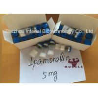Wholesale Muscle Gain Protein Peptide Hormones Ipamorelin 2mg Injectable Ipamorelin Lyophilized Powder from china suppliers