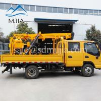 Buy cheap XYC-200 Truck Mounted Hydraulic Rotating Spindle Water Well Drilling Rig On Sale from wholesalers