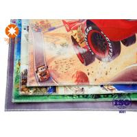 Quality Kids Carpet Flooring Polyester  Printed Felt Sheets Backed Non - Slip Nonwoven for sale