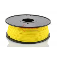 Wholesale Yellow Rapid Prototyping 3MM ABS Filament Plastic for Makerbot / Printerbot 3D Printer from china suppliers