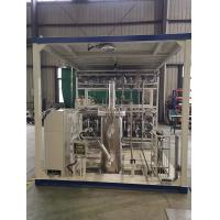 Wholesale 1.6MPa Submersible LNG Pump Skid Cryogenic Gas Processing Plant from china suppliers